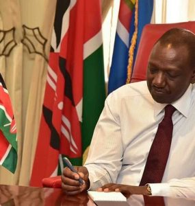 Why I support Ruto