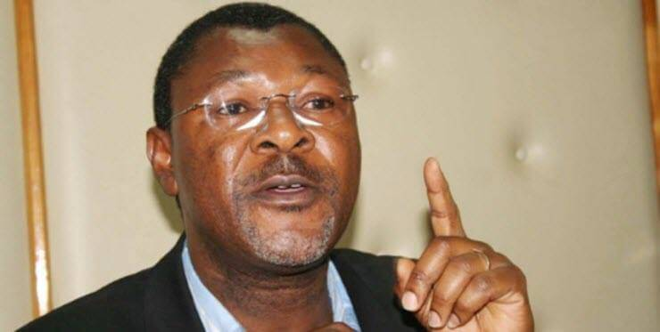 Wetangula's Change Of Heart